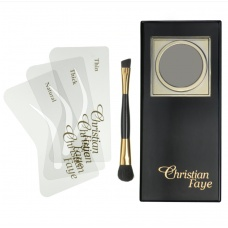 Christian Faye Eyebrow Powder Charcoal