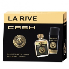 La Rive Cash For Him Eau de Toilette set