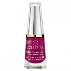 Collistar Oil Nail Lacquer 308  Rosa Bounganville Mirror Effect