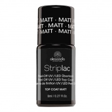 Alessandro Striplac Top Coat Matt