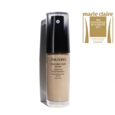 Shiseido Synchro Skin Glow Luminizing Fluid Foundation 003 Neutral