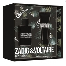 Zadig en Voltaire this is him Eau de Toilette set