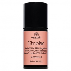 Alessandro Striplac 120 Toffee Nut Led Nagellak