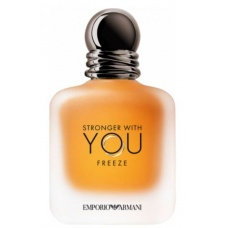 Armani Stronger with you Freeze him Eau de Toilette