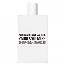 ZADIG & VOLTAIRE THIS IS HER BODY LOTION