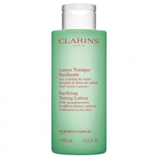 Clarins Purifying Toning Lotion