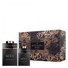 Bvlgari Man In Black Edp Set