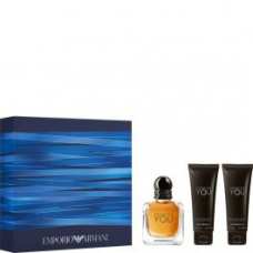 Armani Emporio Pour Homme Stronger With You Set